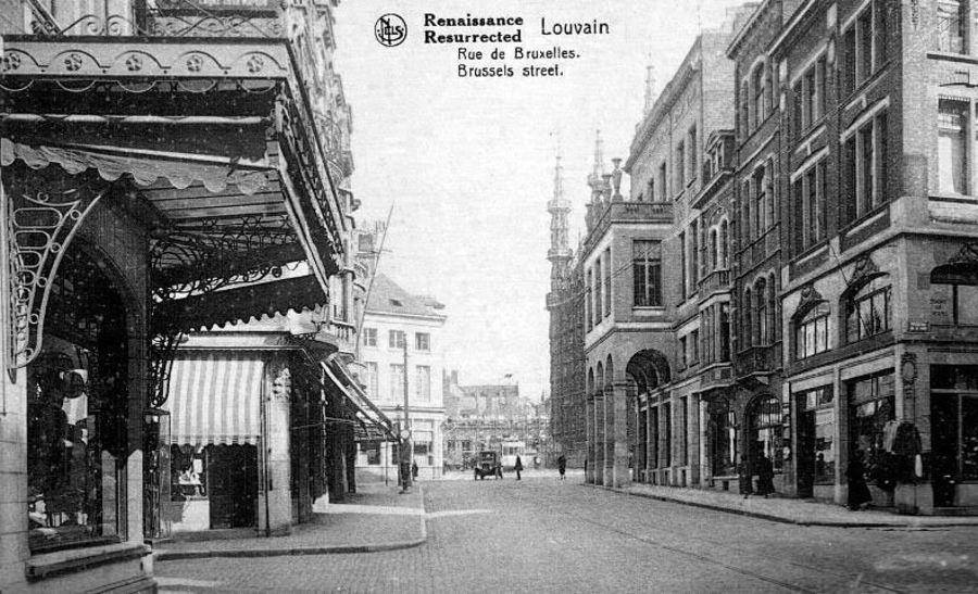 Brusselsestraat