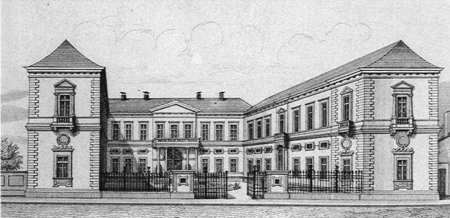 Gasthuis Sint-Pieter