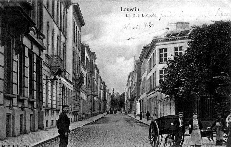 Leopold I-straat